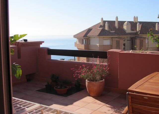 4325 terrace + views - Torrox Punta del Faro
